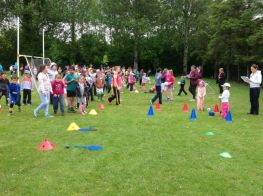Fun & Games at Sports Day 2015