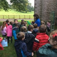P3 at Benburb Castle