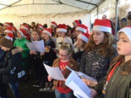 Moy Christmas Carol singing