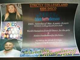 Strictly Collegeland Kids Disco