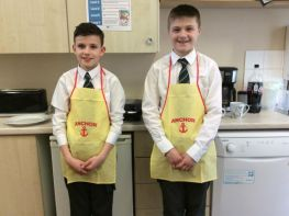 Afterschool Cookery with Mrs Murtagh