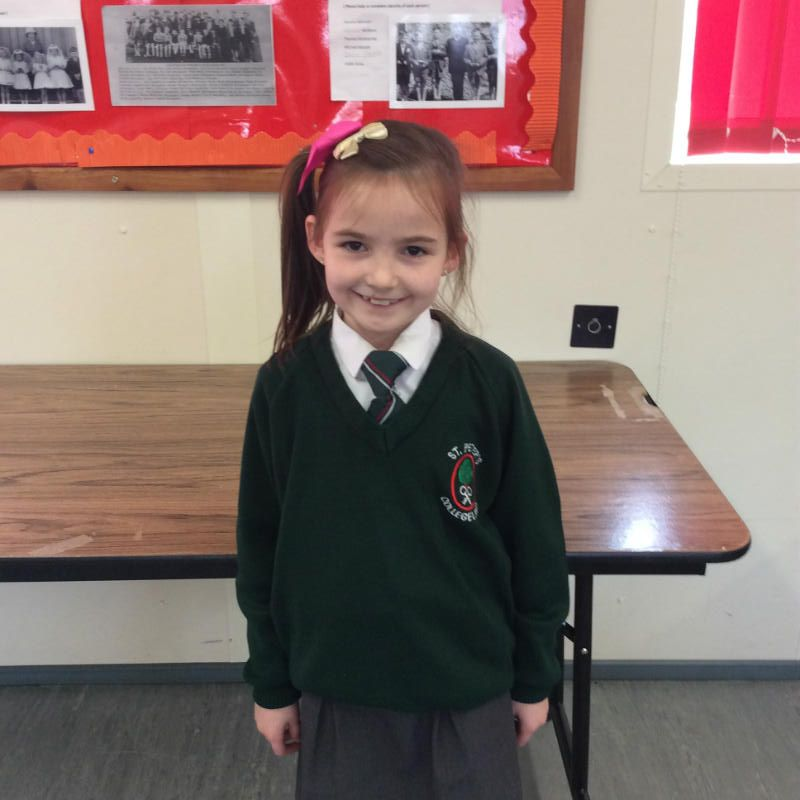 Bonus Star of the Week for Bravery!
