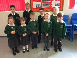 Star of the Week Pupils