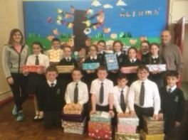 Road of Hope Shoe Box Appeal