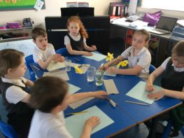Still life Painting in P2/3