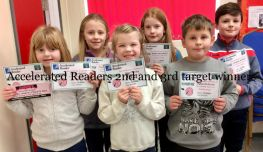 Accelerated Reader Achievements